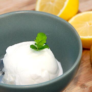 Billederesultat for italiensk citronsorbet