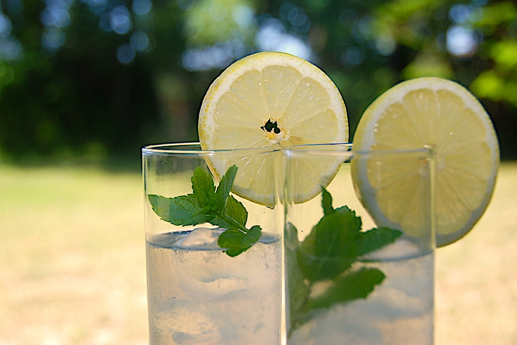 Italiensk limonade - hjemmelavet lemonade som i Italien