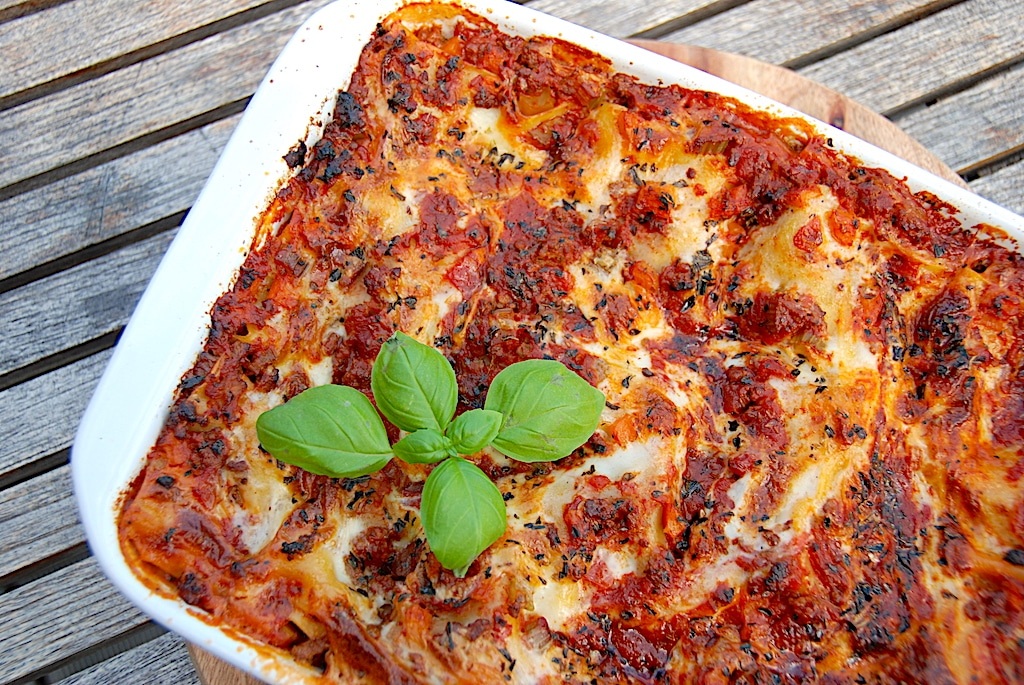 billederesultat for lasagne