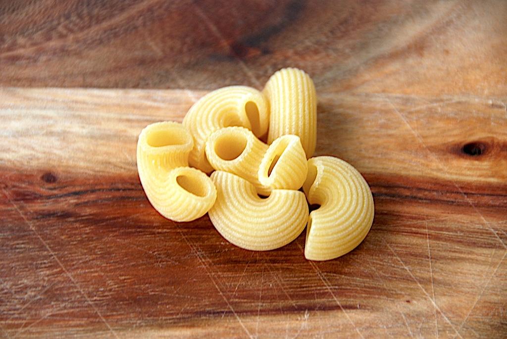 Maccheroni pastatype