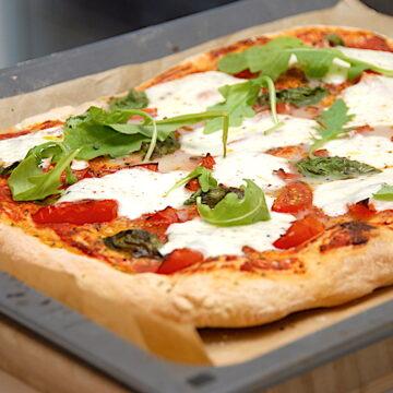 billederesultat for pizza margherita